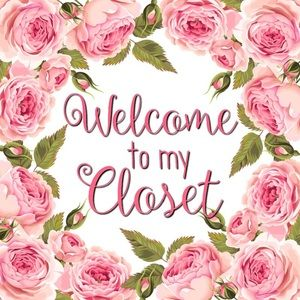Other - Welcome to my closet!